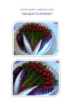 asparagi e pomodorini