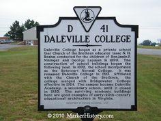 Daleville College. Levi Flora attended Daleville College before WWI.