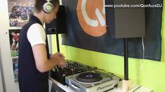Qonfuze - Hardstyle Mix Video Aug 2010 (Pioneer Setup)