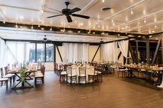 Natural light only enhances stunning decor. Cleveland Wedding, Linen Rentals, Event Venues, Natural Light, Wedding Events, Tent, Table Decorations, Furniture, Home Decor