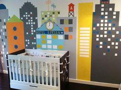 Cityscape nursery