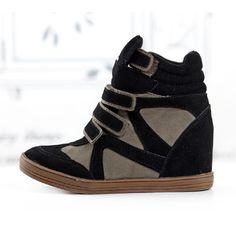 basket femme montante daim noir beige scratch boyish high top sneakers fashion mode 2012 2013 ref36.jpg