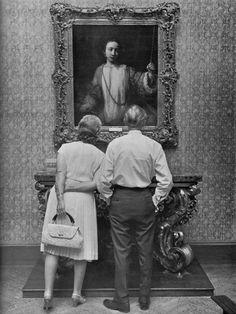 Rembrandt's Lucretia, Minneapolis Institute of Art (1966) | Jerome Liebling