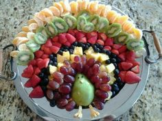 Such a great idea for Thanksgiving. Repinned by Tina of Roadrunner Florist Basket Express