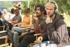 Hee hee, the good old days.  Def loved Sayid and Desmond the most.