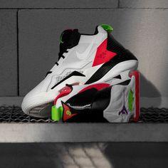 Nike Jordan Zoom '92 Herrenschuh weiß / rot