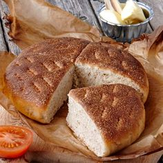 Kalljäst bröd som passar utmärkt till frukost. Swedish Bread, Cake Recipes, Dessert Recipes, Scandinavian Food, No Knead Bread, Our Daily Bread, Swedish Recipes, Bread And Pastries, Dessert For Dinner