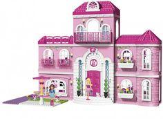 Barbie mansão de luxo - Dican