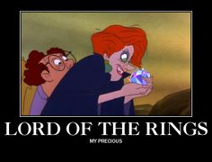 AFI's Most Famous movie quotes as said by Disney Characters