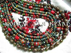 КОРАЛІ-ДЛЯ-КРАЛІ -- намиста, коралі, бусы, згарди, Ukrainian beads and necklaces. #намисто #бусы #beads #coral #кораллы #коралі #прикраси https://www.facebook.com/koralidlyakraly ВСІ НАМИСТА В ЦЬОМУ АЛЬБОМІ - ПРОДАНІ. ALL BEADS ON THIS ALBOM -- SOLD! Our new beads for sale search on our fb page: www.facebook.com/... Українські авторські намиста. Украинские авторские бусы-намыста. Ukrainian author folk-beads.