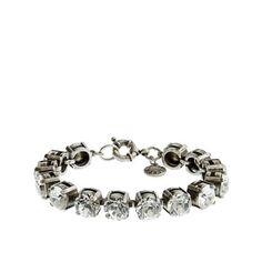 J.Crew - Swarovski crystal bracelet