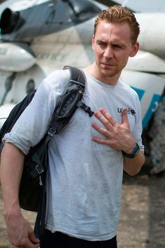 Tom Hiddleston. You know what they say about the size of a mans thumb... x it by 3...