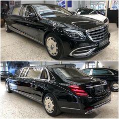 Limousine Car, Mercedes Benz Maybach, Merc Benz, Benz S Class, Funny Cars, Cadillac Escalade, Super Car, Car Humor, Dream Garage