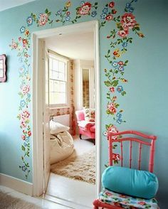 Bedroom design ideas and photos to inspire your next home decor project or remodel. Check out Bedroom photo galleries full of ideas for your home, apartment or office. Sweet Home, Sweet Sweet, Diy Casa, Deco Boheme, Home And Deco, Little Girl Rooms, My New Room, Modern Interior Design, Home Fashion