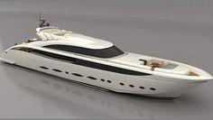 Luxury Design World Fastest Mangusta 165 Luxury Yacht