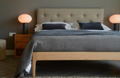 Introducing the Bloomsbury Bed | Natural Bed Company