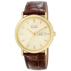 4245bb5861da Men s Citizen Eco-Drive Strap Watch Citizen Eco