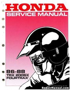 2000 Honda 400ex Specs