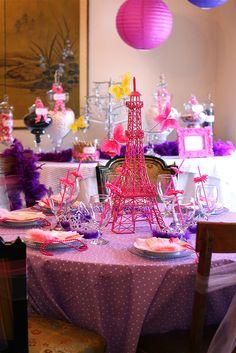 party table idea