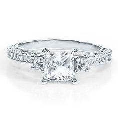 The Artiste Fia Engagement Ring by Scott Kay - Bridal - Artiste by Scott Kay - Collections - Helzberg Diamonds