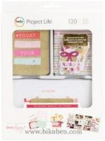 Bilde av produkt: American Crafts - Project Life -Value Pack - Fine and Dandy