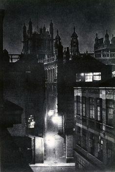 London by night, 1930