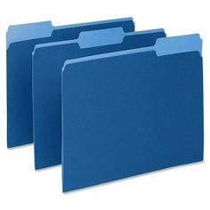 love office supplies. how pretty are these file folders? they are ...