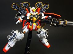 MG 1/100 Gundam Heavy Arms EWModeled by xgmfxgGG INFINITE: IN STOCK - PURCHASE HERECLICK HERE TO VIEW FULL POST...