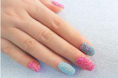 Macaron Delight // Caviar manicure with @PUPA MILANO  Bubble Nail Art Kit by @nonsolokawaii