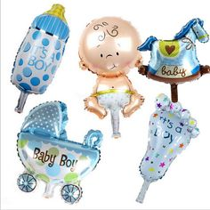 1 piece mini balloon baby shower party foil baby boy girl balloons Birthday Party Decoration baloes de festa #>=#>=#>=#>=#> Click on the pin to check out discount price, color, size, shipping, etc. Save and like it!