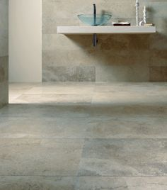 LOve the color of these Porcelain Tiles
