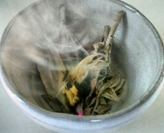 Study: Burning Sage (smudging) Can Eliminate Harmful Air Pollutants