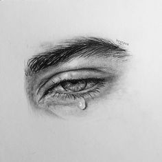 Pencil Drawing Male Drawing Techniques Sample Images - Top 500 Best Tattoo Ideas And Designs For Men and Women Pencil Drawings For Beginners, Pencil Art Drawings, Art Drawings Sketches, Realistic Drawings, Eye Drawings, Sketches Of Eyes, Eye Pencil Drawing, Drawing Techniques Pencil, Drawing Eyes