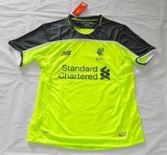 2016/2017 Camiseta Liverpool 3ª