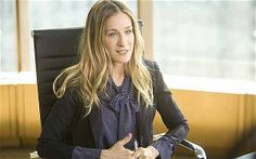 Sarah Jessica Parker in 'I don't know how she does it'