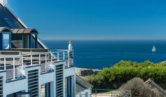 Hostellerie de la Pointe Saint Mathieu à Plougonvelin - vue de rêve | Finistère Bretagne #finisteredexception #myfinistere