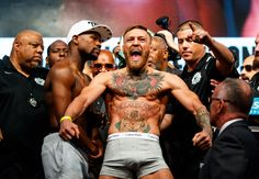 7 Best Floyd Mayweather Vs Conor Mcgregor Images Floyd
