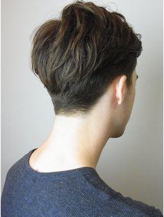Short Hair Undercut, Haircuts For Curly Hair, Curly Hair Cuts, Boy Hairstyles, Haircuts For Men, Curly Hair Styles, Permed Hairstyles, Men New Hair Style, Gents Hair Style