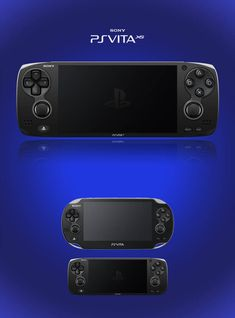 PS Vita XS - PlayStation Handheld Concept by R-Renquist on DeviantArt Pc Gaming Setup, Gaming Computer, Nintendo 3ds, Nintendo Switch, Juegos Ps2, Retro Game Systems, Portable Console, 17 Kpop, Games Images