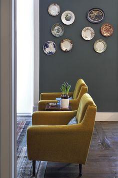 Interior Design by Pura Cal & Tiago Patricio Rodrigues
