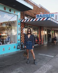 aimee song of style in austin texas at sxsw
