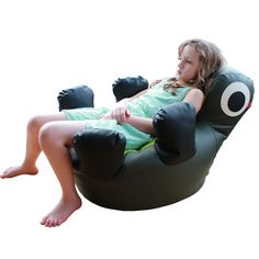 beanbags for children with room for relaxation..