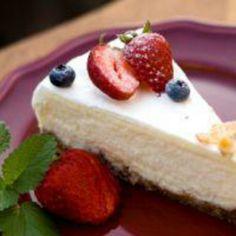 Splenda  cheesecake