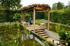 Would you turn over your entire backyard to a pond?  It's certainly the best way of attracting wildlife.