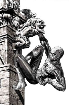 Awesome Spider-Man art