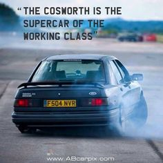 Which is the best cossie as a road car - PassionFord