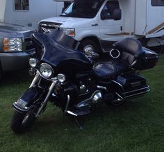 Our Black Betty. As Aaron calls her.