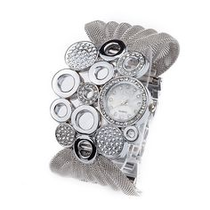 Luxury Relogio Feminino Gold Brand Women Bracelet Watches