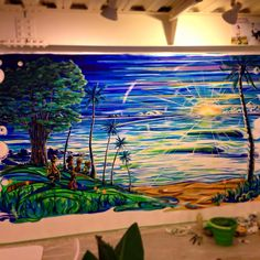 tomio - 昨日 今日と 茅ヶ崎 サザンビーチ 目の前に 移転中の oasis Hanalima BEACH HOUSE さんの...