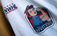 The Connecticut Whale won over the New York Riveters in the first game of the National Women's Hockey League's inaugural season. Women's Hockey, Hockey Players, Educational Programs, First Game, Professional Women, Kicks, Buzzfeed News, Seasons, History